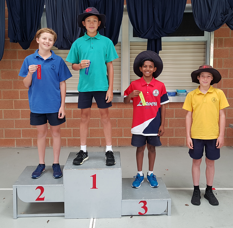 2017 Sports Carnival Leeming Primary School