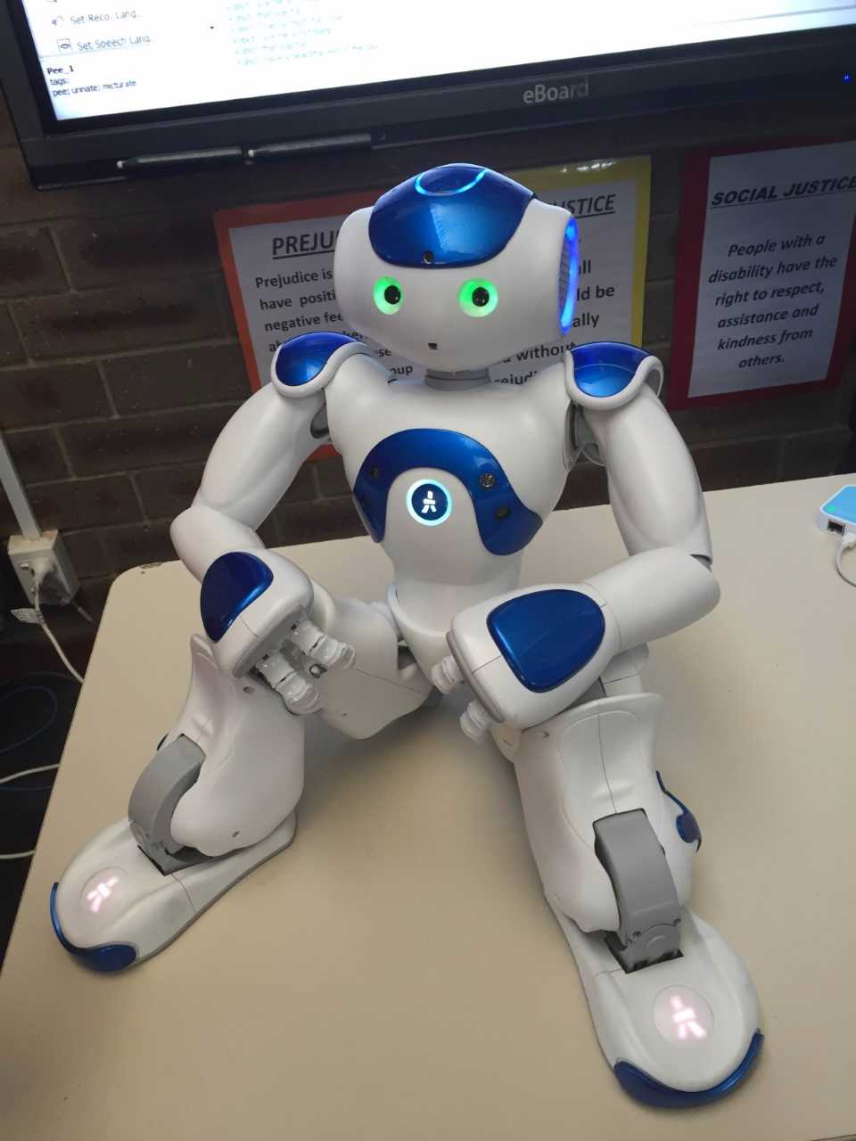 Word Mania Robotics Class Rm 9 Leeming Primary School